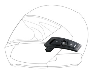 BMW Motorrad Communication System