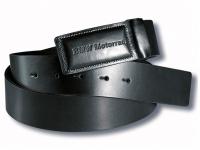Cintura in Pelle Biker
